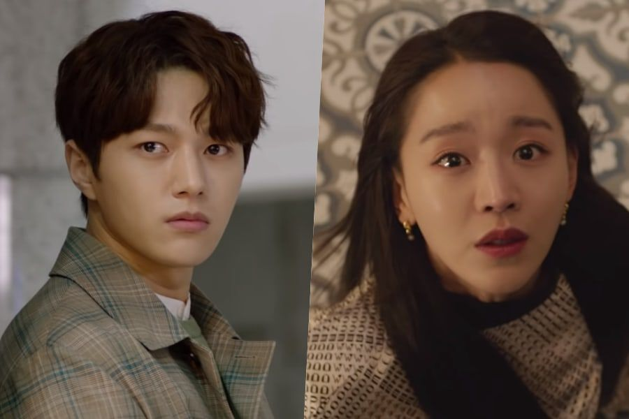 "Watch: INFINITE's L Protects Shin Hye Sun As Her Cupid In ""Angel's Last Mission: Love"" Highlight Teaser"