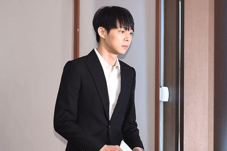 Park Yoochun designa a un abogado para acusaciones de uso de drogas