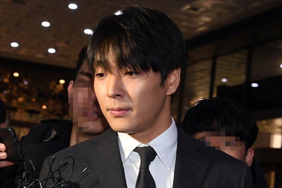 Choi Jong Hoon es fichado por sobornar a la policía para encubrir pasado incidente de conducción bajo la influencia del alcohol