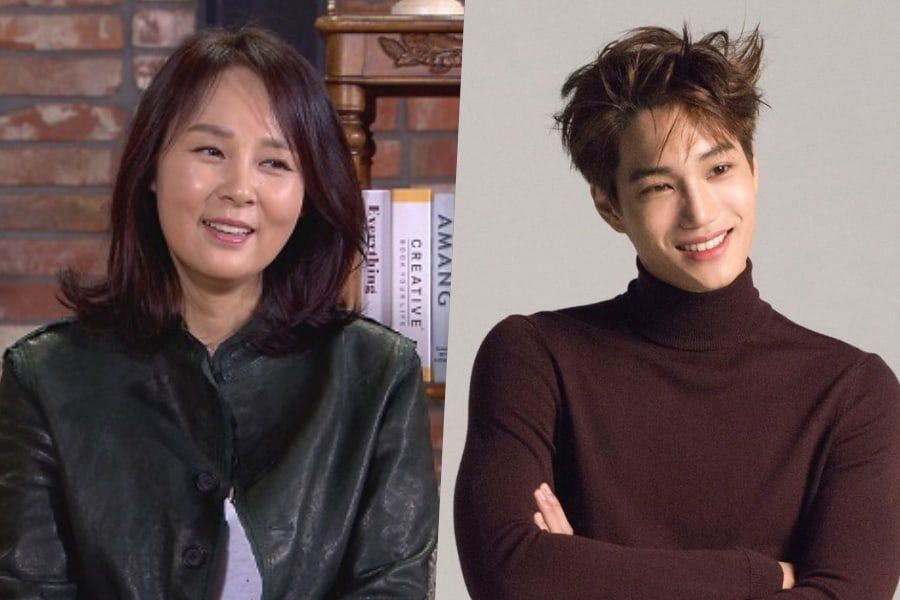 Jeon Mi Sun Shares Story About How EXO's Kai Impressed Her