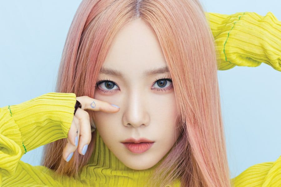Girls' Generation's Taeyeon Opens Up About Finding Herself + Wanting To Be A Positive Influence