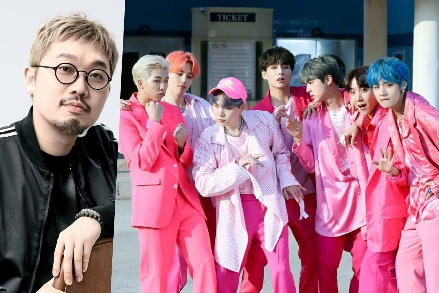 """BTS Producer Pdogg Named Composer And Lyricist With Highest Royalties Earnings In 2020; """"Boy With Luv"""" Named Most-Streamed Song"""