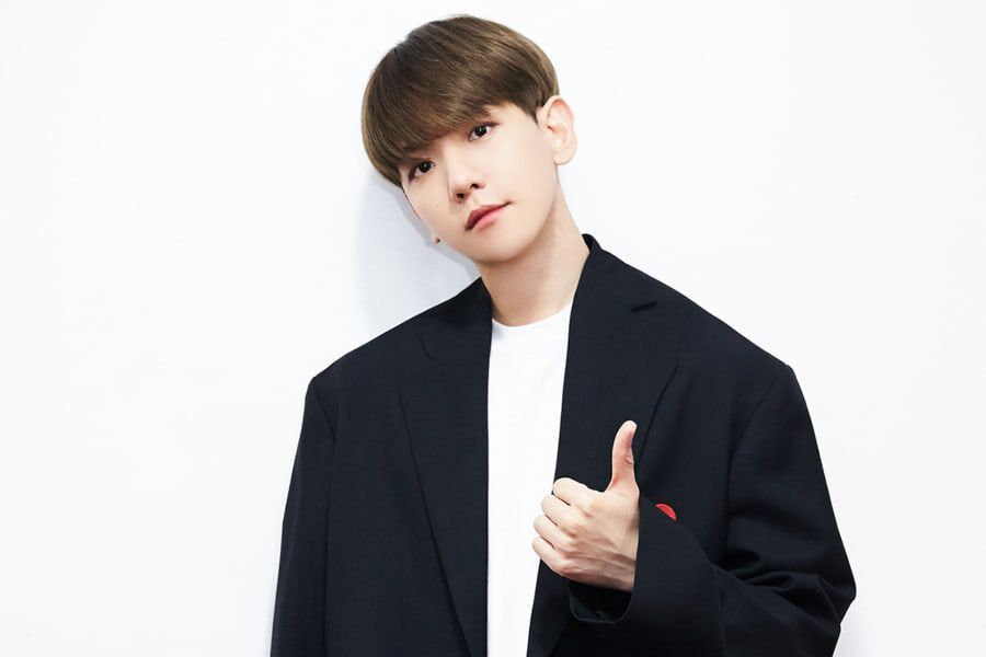 "EXO's Baekhyun Talks About Solo Comeback, Members' Reactions To ""Candy,"" And More"