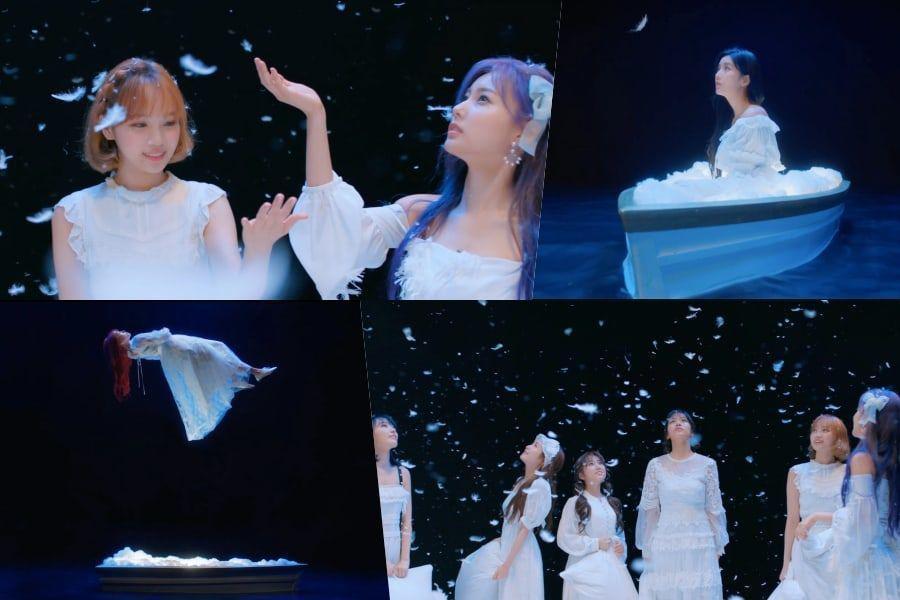 IZ*ONE revela hermoso trailer para su comeback en junio