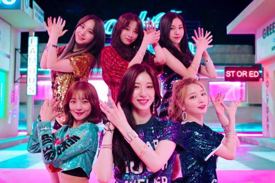 "Watch: Rocket Punch Makes Confident Debut With Upbeat MV For ""Bim Bam Bum"""