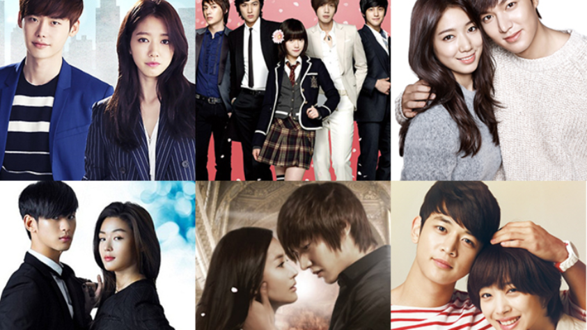 <3 The best K-dramas,Tai-dramas you can not miss😍