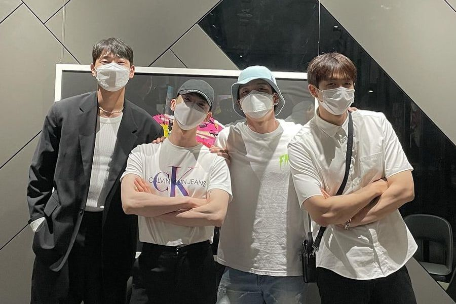 2AM Celebrates 13th Anniversary Together + Jo Kwon Promises The Wait Is Almost Over
