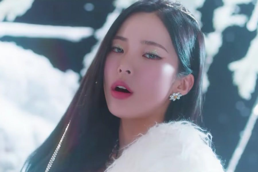 """Watch: Heize Drops Alluring MV For Winter Release """"First Sight"""""""