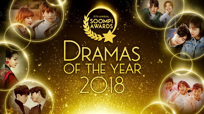 The 13th Annual Soompi Awards: Dramas of the Year