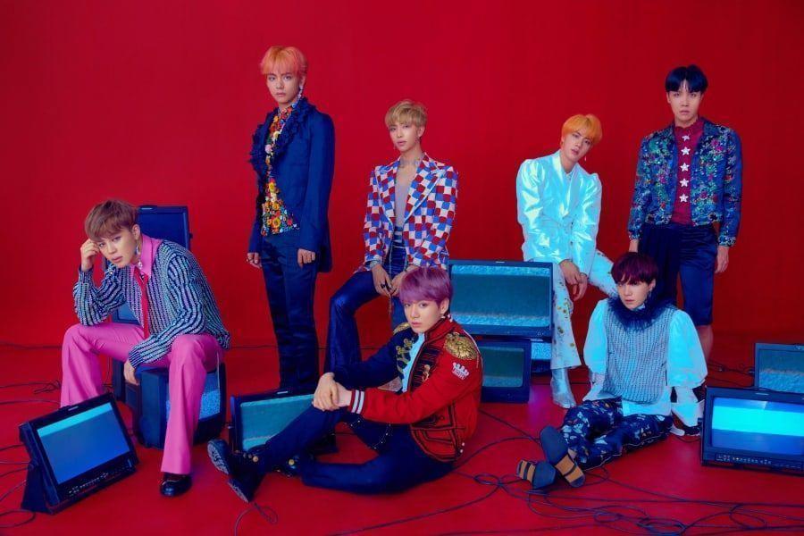 """""""Love Yourself: Answer"""" de BTS se convierte en el primer álbum de un artista coreano en recibir certificación de oro en el Reino Unido"""