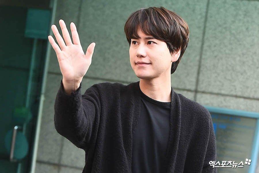 Kyuhyun es dado de baja hoy, los miembros Super Junior le dan la bienvenida