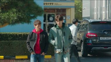 Weightlifting Fairy Kim Bok Joo Episode 5