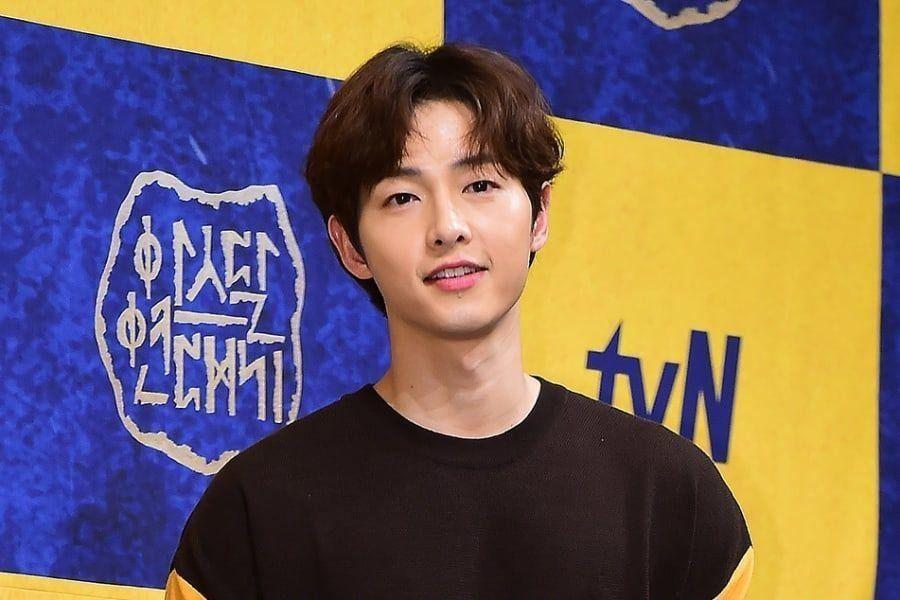 Song Joong Ki anuncia decisión de retirarse de próxima película