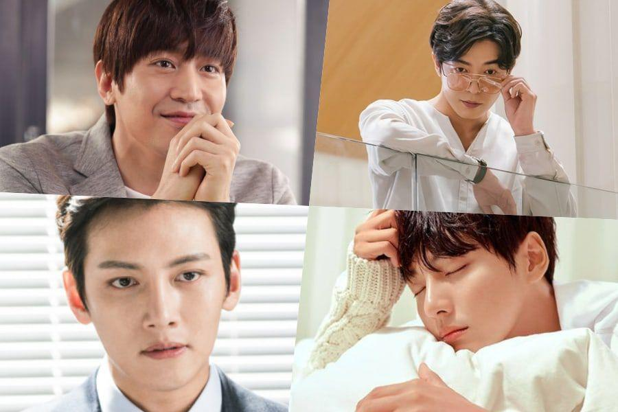 K-Drama Actors Whose Intense Kiss Scenes Made Us Blush