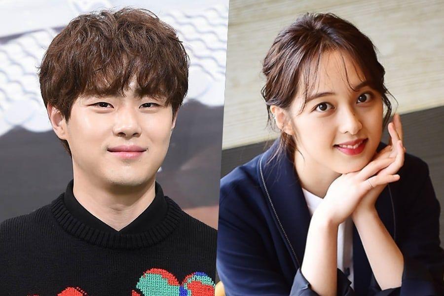 Kim Bo Ra dan Jo Byeong Gyu