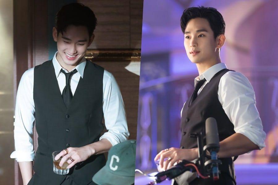 "Kim Soo Hyun Is Dashing In Behind-The-Scenes Look At His Cameo In ""Hotel  Del Luna""   Soompi"