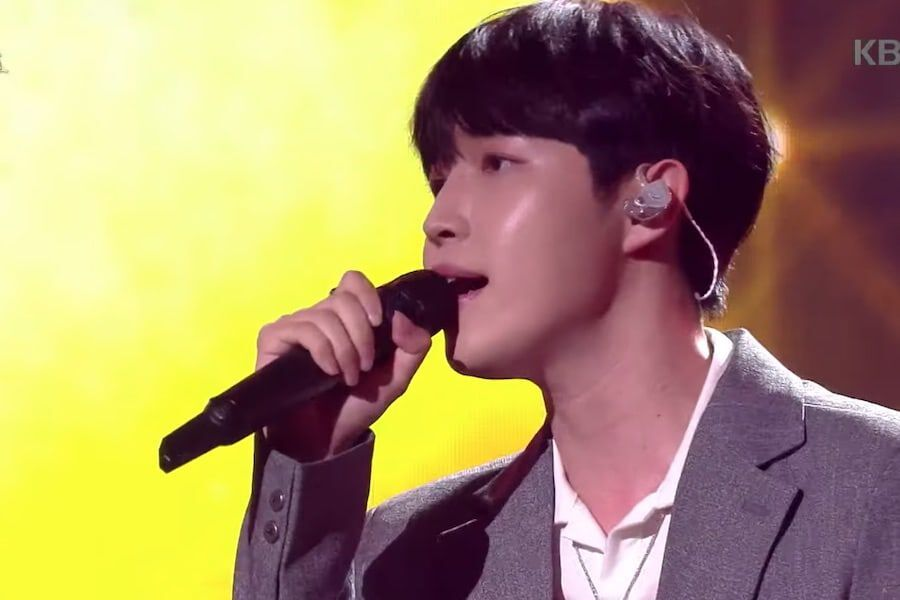 Watch: Kim Jae Hwan Delivers Emotional Cover Of Lim Chang