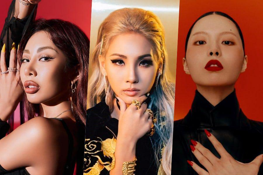 5 acte coreene solo feminine care îndrăznesc să fie diferite