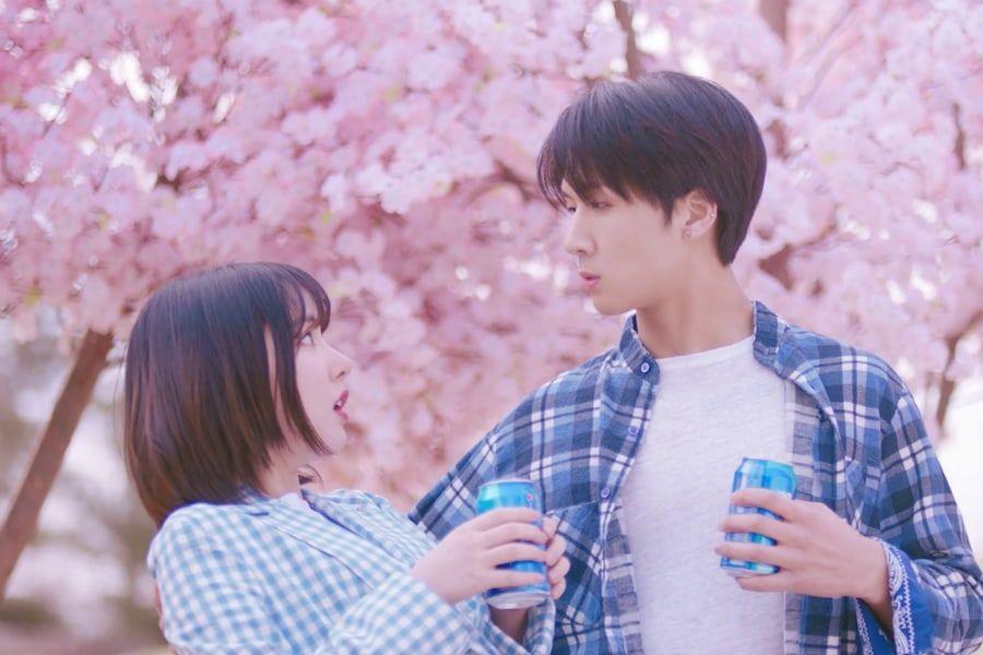 Watch Gfriend S Eunha And Vixx S Ravi Sing Blossom In Heart Fluttering Duet Mv Soompi