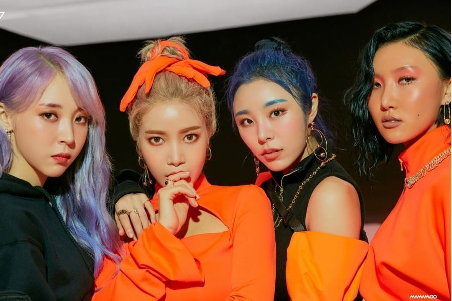 """Watch: MAMAMOO shares what they were up to + performs """"AYA"""", """"Dingga"""" and medley of their best hits"""
