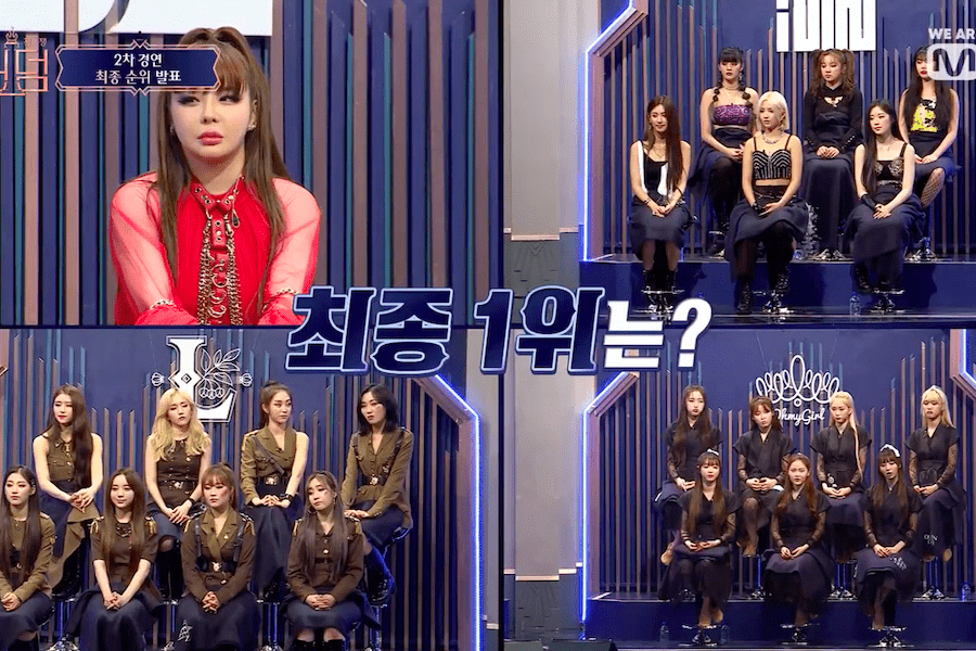 """Queendom"" Reveals Rankings For Cover Battle"