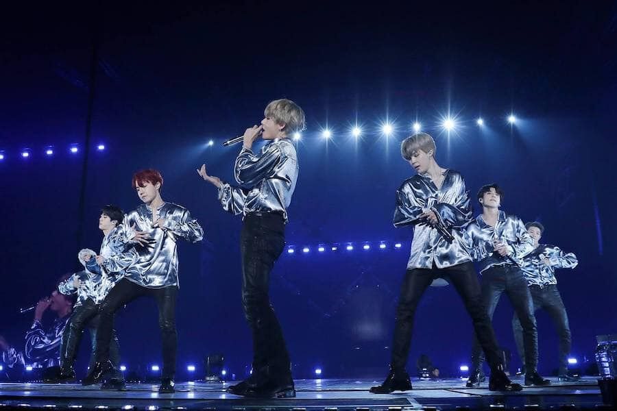 """BTS's """"Burn The Stage: The Movie"""" To Return To Theaters For"""