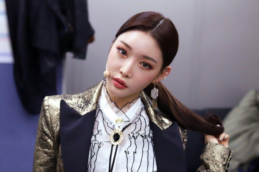 Chungha Signs With ICM Partners To Take On Global Market