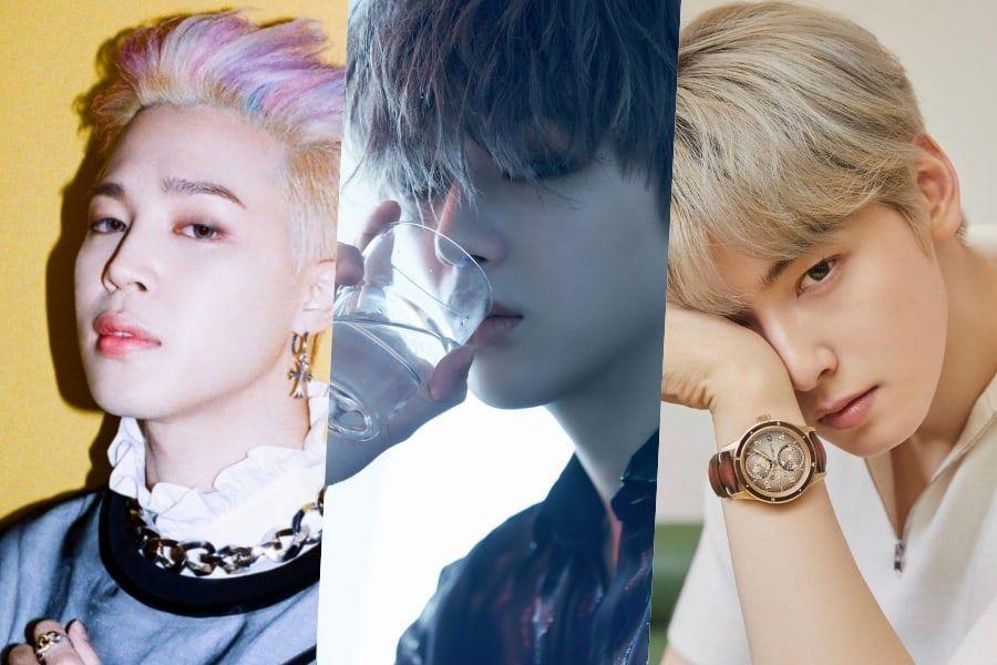 May Individual Idol Brand Reputation Rankings Announced