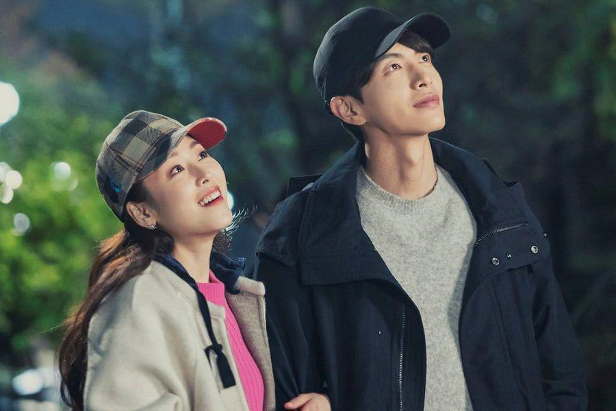 """Seo Hyun Jin And Lee Min Ki Enjoy A Sweet Date In """"The Beauty Inside"""""""