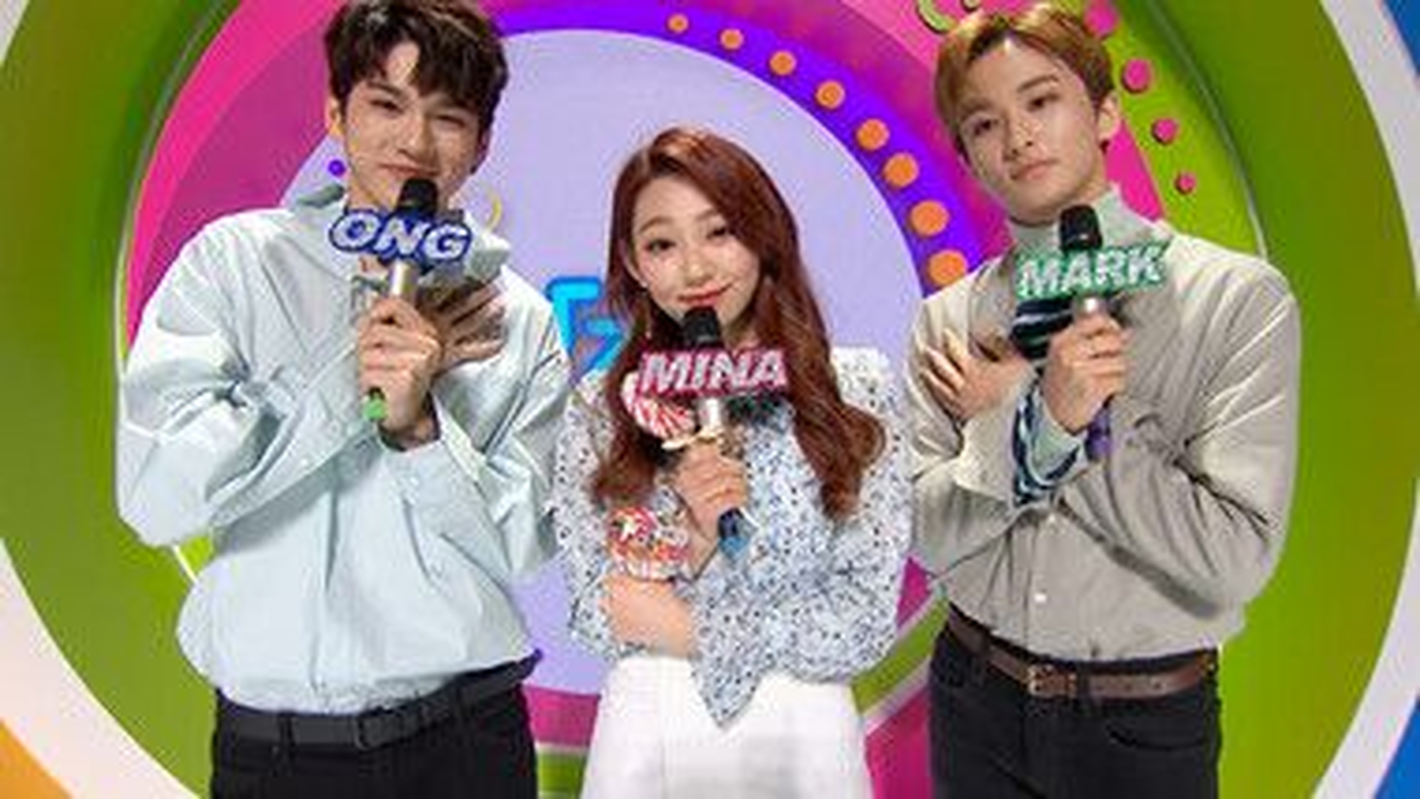 Show! Music Core Episode 580