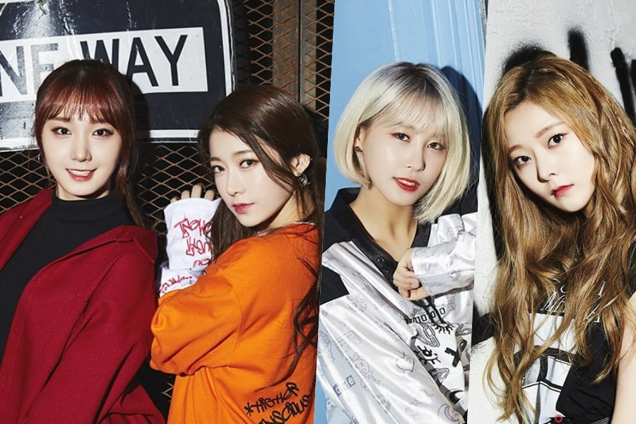 Former PRISTIN Members Confirmed To Be Debuting In New 5-Member Girl Group This Year