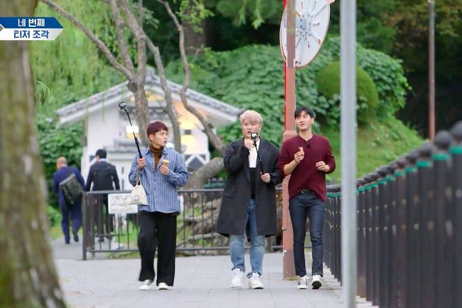 "Update: Super Junior Explores Japan Together In New ""SJ Returns 2"
