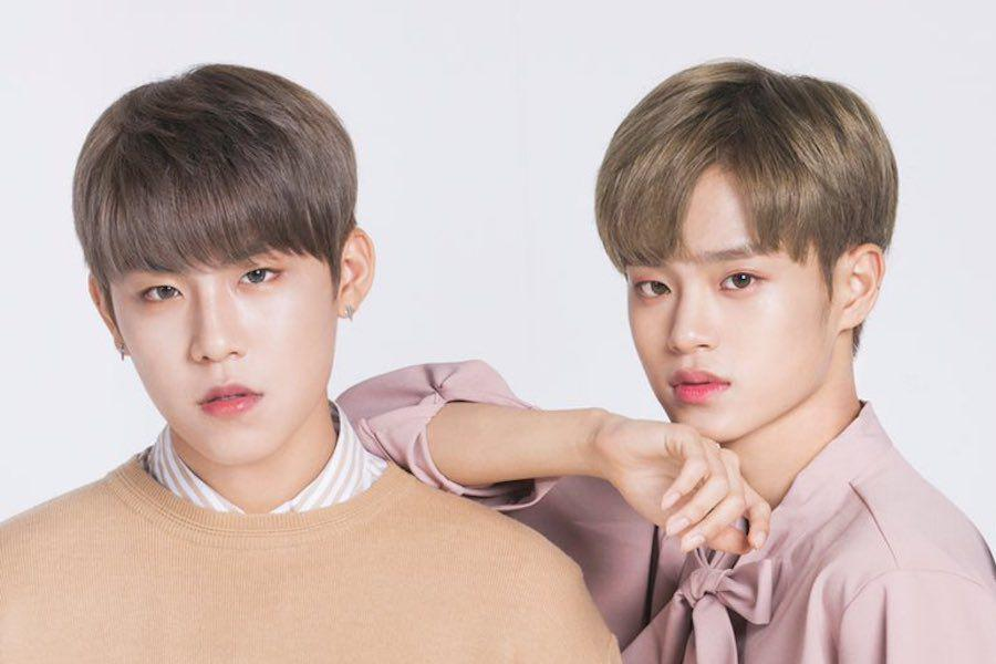 Brand New Music Takes Legal Action For Malicious Comments On Wanna One's Park Woo Jin And Lee Dae Hwi