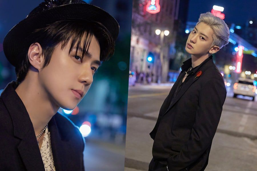 """Update: EXO-SC Previews """"What A Life"""" With New Teasers Including Highlight Medley"""