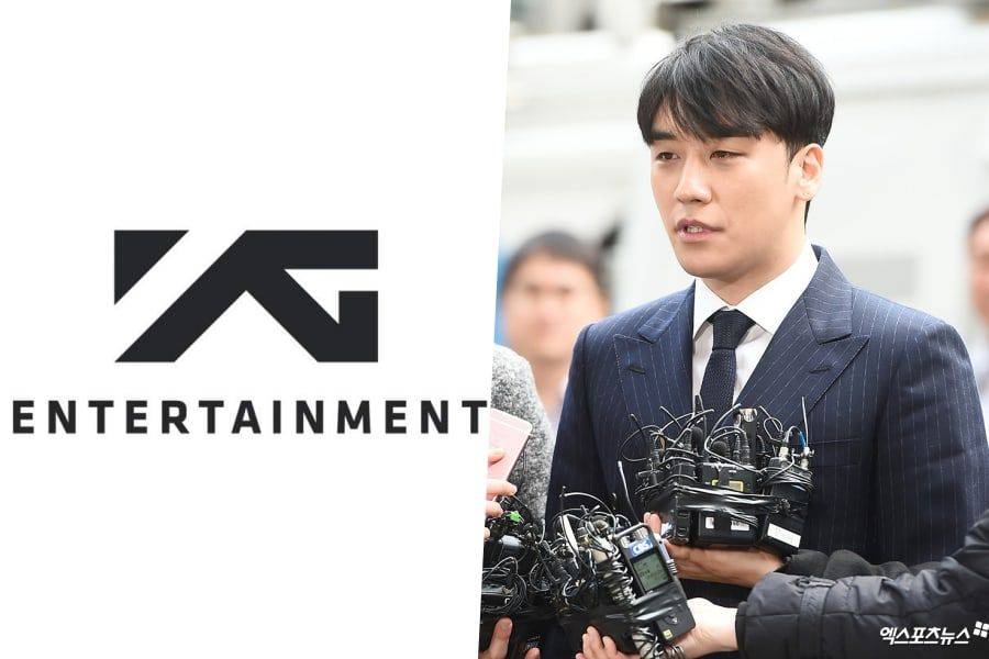 YG Responds To Reports Of Seungri Using Burning Sun Funds To Pay Manager's Salary