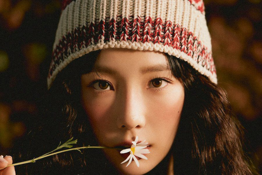 Girls' Generation's Taeyeon Talks About The Concept Of Her New Solo Album, Writing A Song About Her Pet Dog, And More
