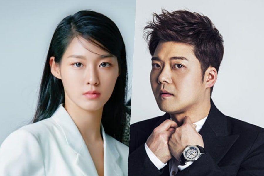 SeolHyun AOA dan Jun Hyun Moo