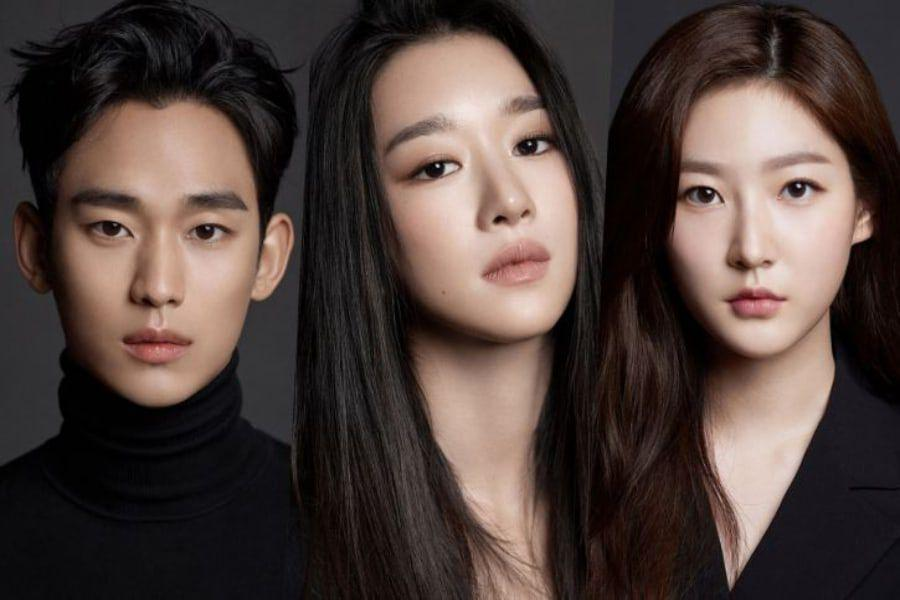 Kim Soo Hyun Seo Ye Ji And Kim Sae Ron Mark Next Chapter At New Agency With Stunning Profile Photos Soompi