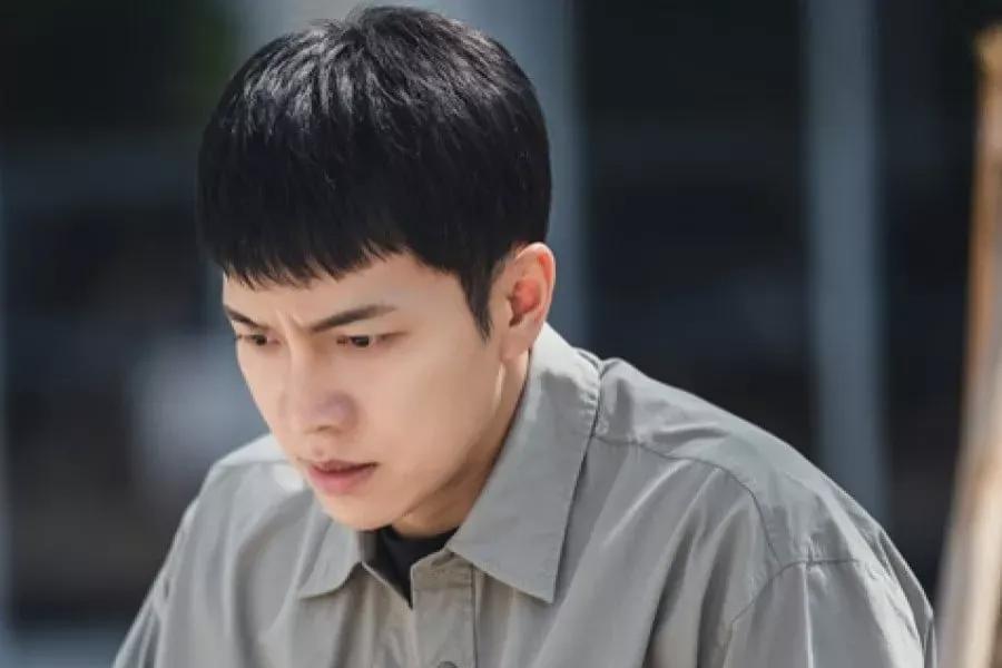 """Lee Seung Gi se muestra lleno de miedo y con ansiedad ante el pensamiento de ser atrapado en """"Mouse"""""""