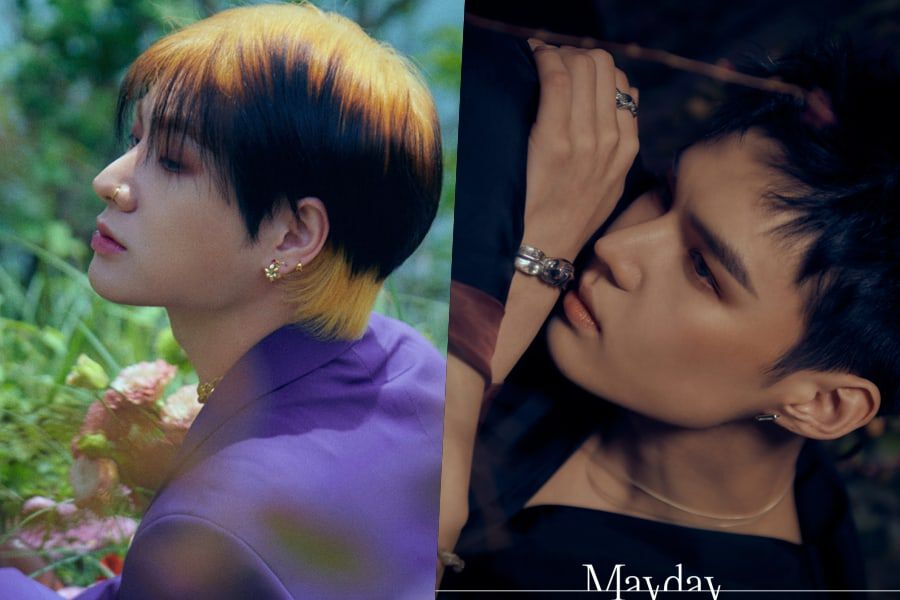 "Update: VICTON's Hanse And Sejun Star In Stunning ""Mayday"" Comeback Teasers"