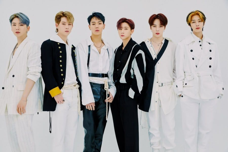 MONSTA X Announces New 2022 Dates For Postponed U.S. And Canada Tour