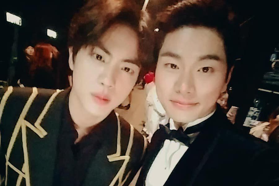 Lee Yi Kyung Explains Why He Doesn't Invite BTS's Jin To His Movie Premieres