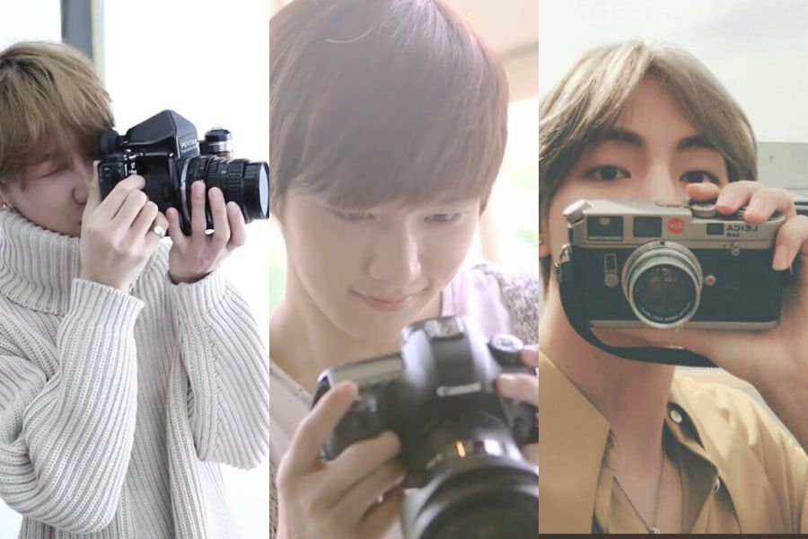 Quiz which got7 member is your soulmate soompi 8 k pop idols who could be professional photographers ccuart Image collections