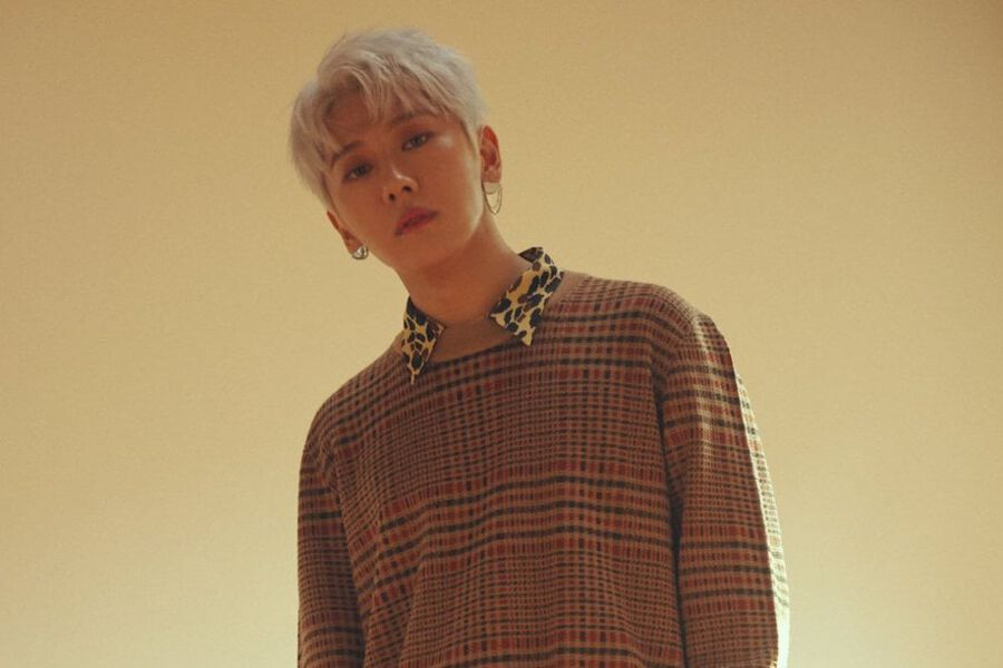 HOTSHOT's Noh Tae Hyun Announces Solo Debut