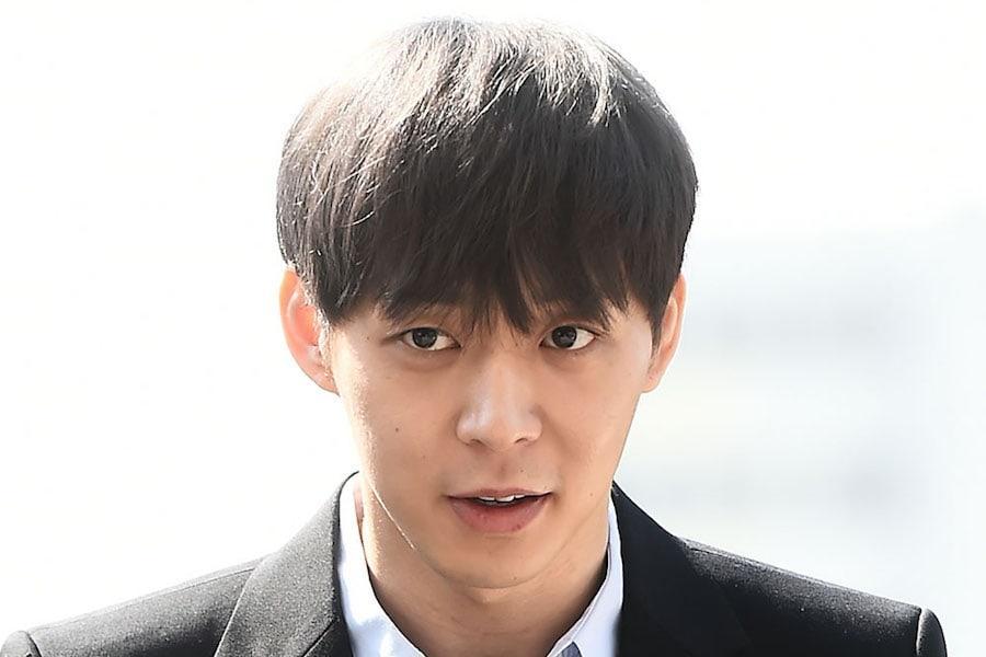 Police Request Pretrial Detention Warrant For Park Yoochun