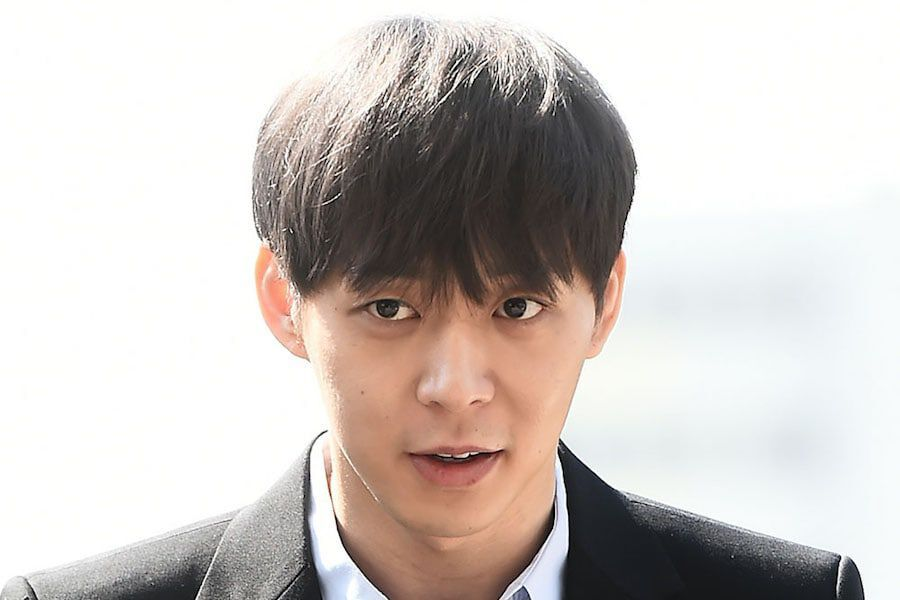 Police Request Pretrial Detention Warrant For Park Yoochun