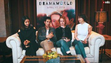 Dramaworld Cast Interview 1: Mundo de Drama