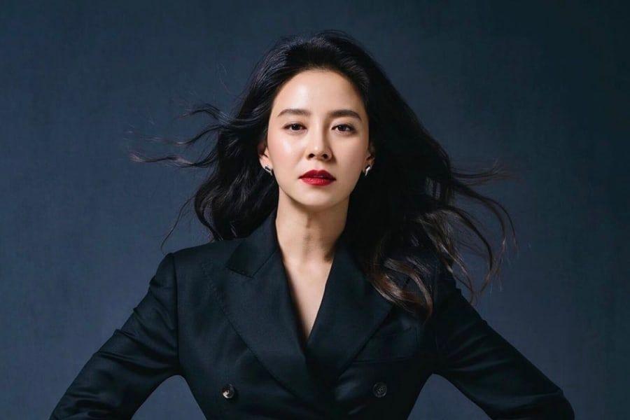 Song Ji Hyo thú nhận 'cảm thấy lo lắng' vì thay đổi hình tượng trong phim mới ảnh 0