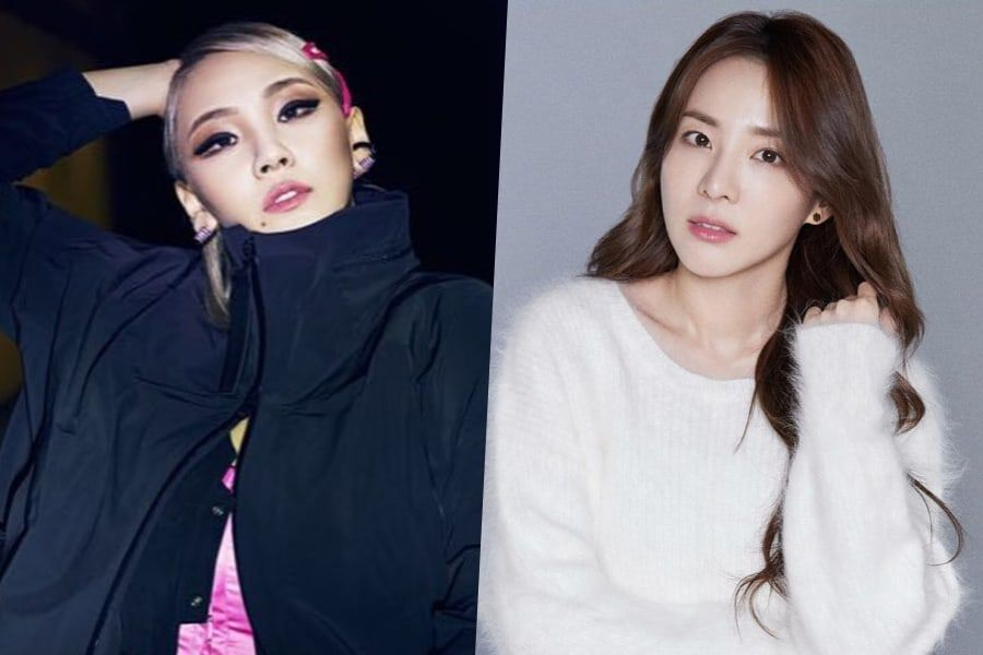 CL Launches New YouTube Channel + Gets Some Promo From Sandara Park