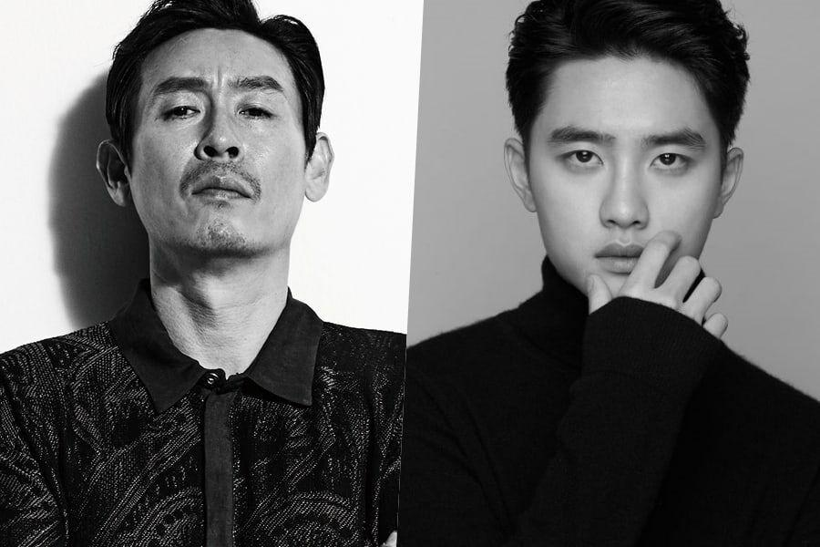 Sol Kyung Gu And EXO's D.O. Confirmed To Star In New Film
